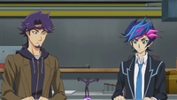 Ep012 Yusaku and Shoichi discover Ai's full body