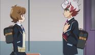 Ep050 Aoi and Takeru