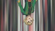 Ep022 Makoto falling