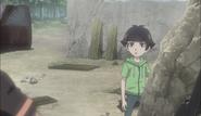 Ep022 Young Makoto save by Go Onizuka