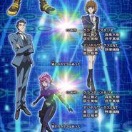 Aoi, Akira and Emma in Ed 2