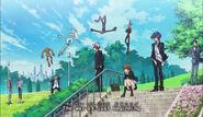 Ed 4 Akira, Yusaku, Ai, Flame, Aqua, Aoi, Naoki, Earth, Ryoken, Spectre