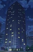 Ep026 Kyoko Taki's apartment