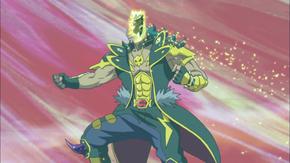 Ep024 Dark Onizuka's mask dissolved