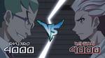 Ryujiro vs Takeru