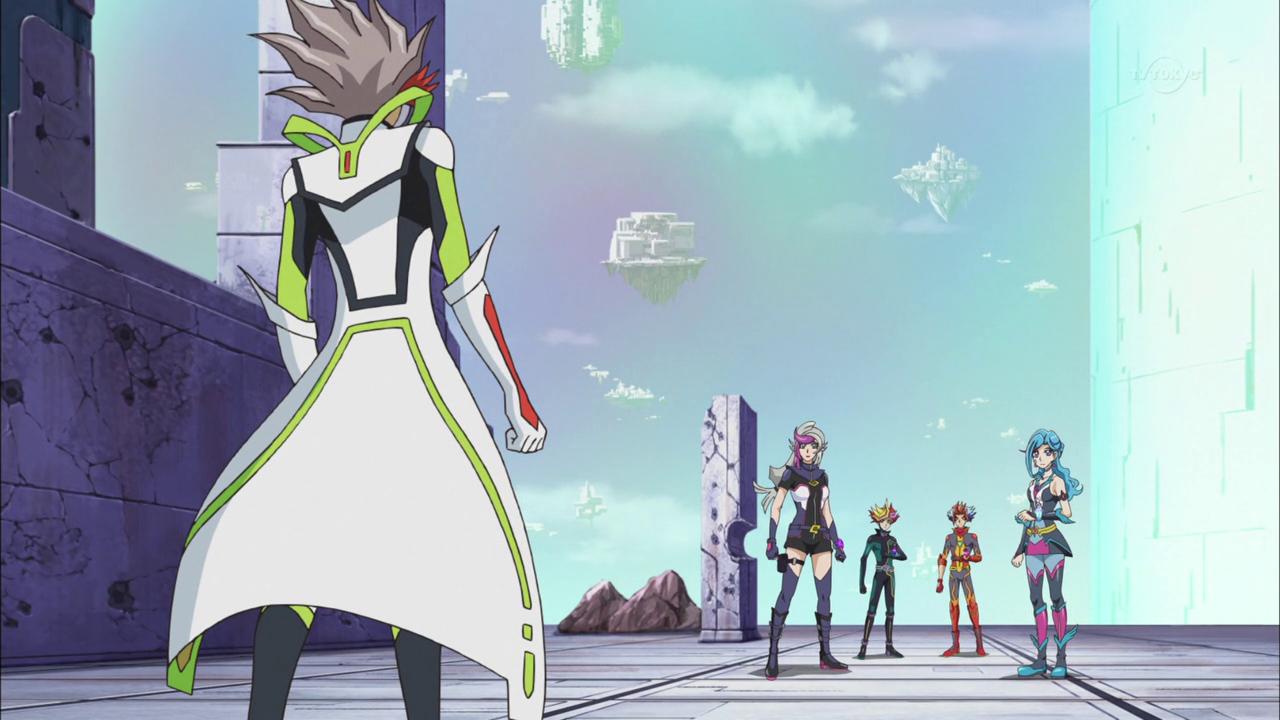 Episode 83 | Yu-Gi-Oh! VRAINS Wiki | FANDOM powered by Wikia