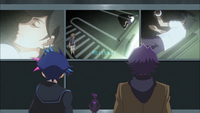 Ep022 Yusaku, Ai and Shoichi watching