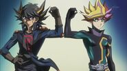 AD Yusei and Playmarker