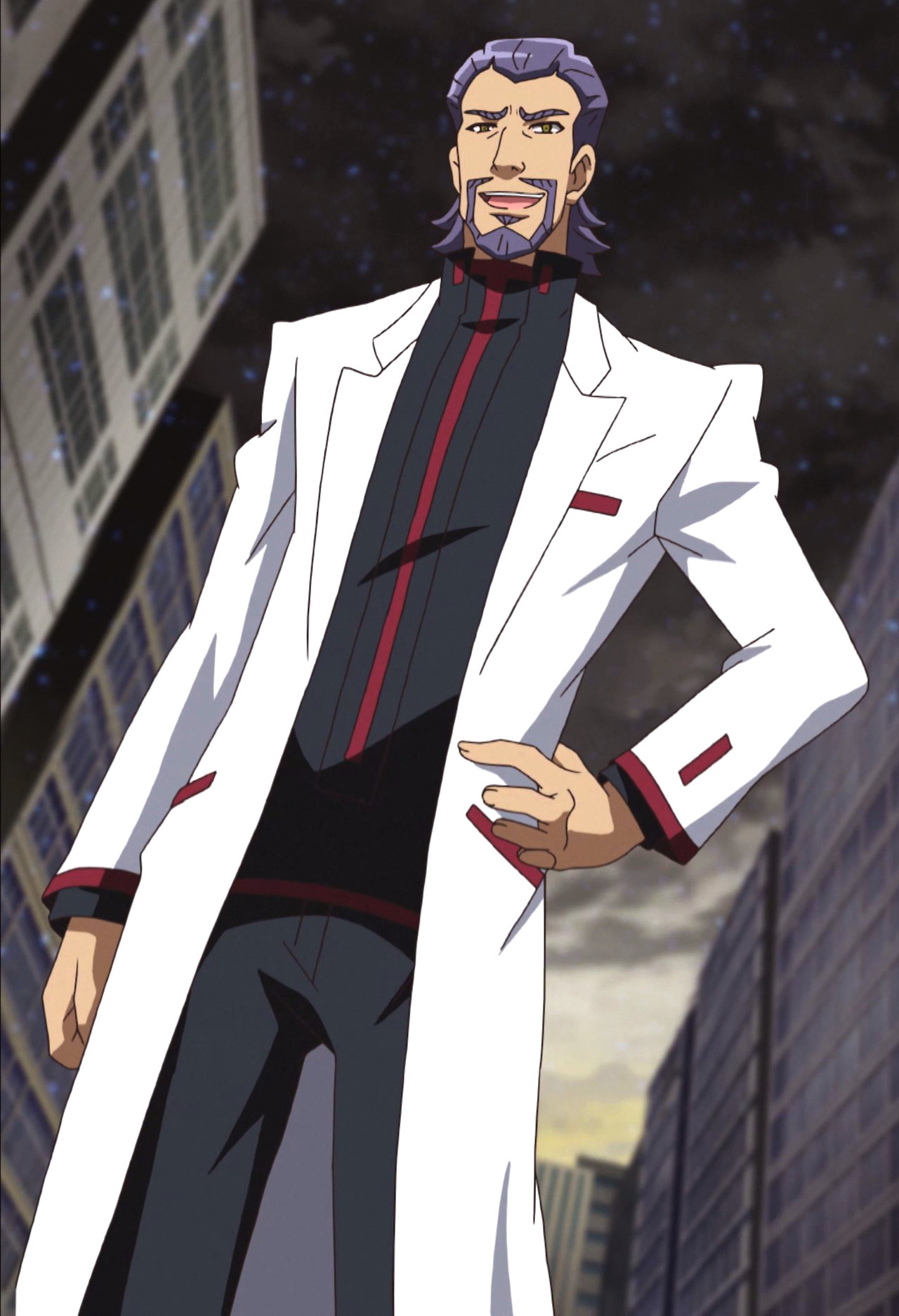 Kiyoshi Kogami   Yu-Gi-Oh! VRAINS Wiki   FANDOM powered by ...
