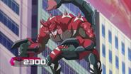Ep023 Gouki Rising Scorpio