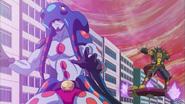 Ep023 Octolock protects Dark Onizuka