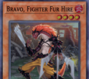 Bravo, Fighter Fur Hire