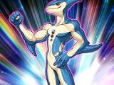 Delfino Aqua Neo-Spaziale