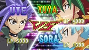 Yuto VS Yuya VS Sora
