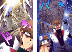 Kaiba's vision of Seto
