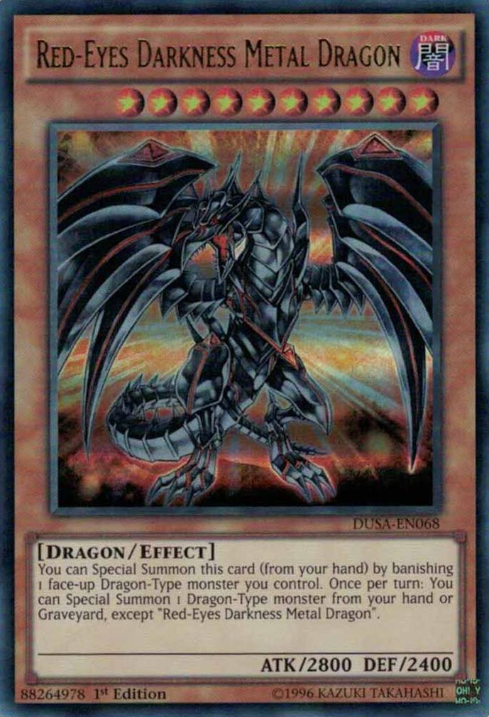 red eyes darkness metal dragon yu gi oh fandom powered by wikia