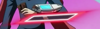 Reiji's Duel Disk