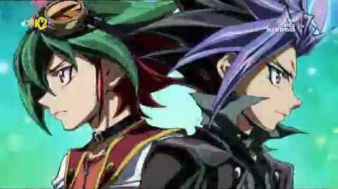 "Yu-Gi-Oh! ARC-V Season 3 Opening Theme ""Can you Feel the Power"" (English)"