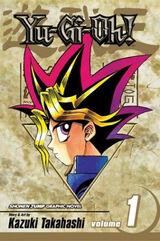 Portal:Yu-Gi-Oh! manga volumes