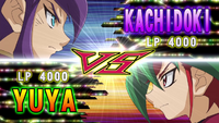 Yuya VS Iggy