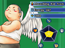 Absorbing Kid from the Sky