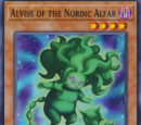 Alviss of the Nordic Alfar