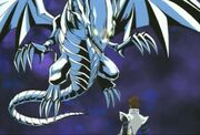 DM-054 Blue-Eyes White Dragon