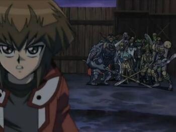 Yu-Gi-Oh! GX - Episode 134