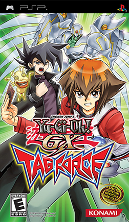 Yu-Gi-Oh Duel Monsters GX Tagforce JPN PSP ISO Free Download