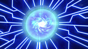 Astra Light powering the Dimensional Transporter