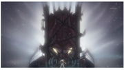 Demonic Door