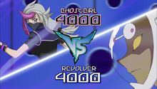 Ghost Girl VS Revolver