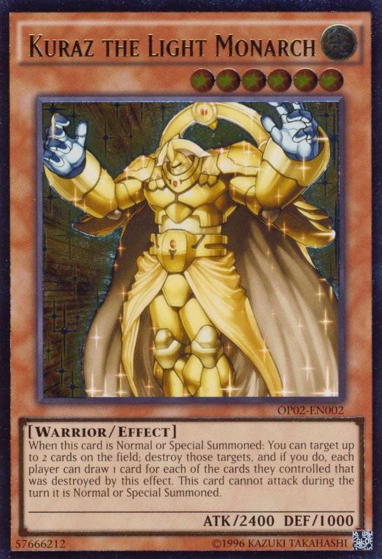 Kuraz The Light Monarch Yu Gi Oh Fandom Powered By Wikia