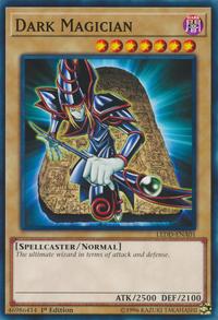 YuGiOh! TCG karta: Dark Magician