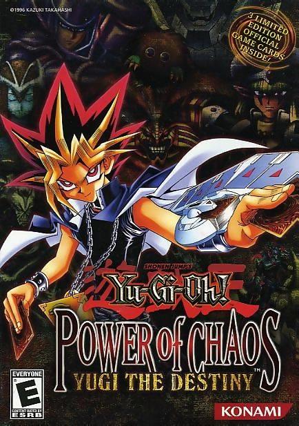 jeux yu-gi-oh power of chaos yugi the destiny