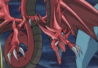 Slifer The Sky Dragon Character Yu Gi Oh Fandom