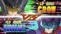Crow VS Shun