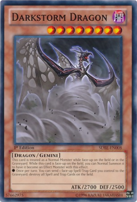 Darkstorm Dragon SDBE