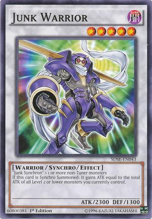 JunkWarrior-SDSE-EN-C-1E