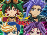 Yu-Gi-Oh! ARC-V Sound Duel 4