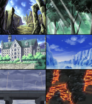 Noah's virtual world