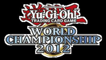 <i>Yu-Gi-Oh! World Championship 2012</i> prize cards