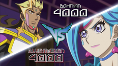 Bohman VS Blue Maiden