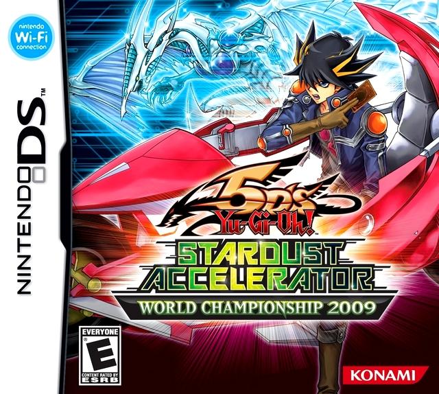 YuGiOh 5Ds World Championship 2009 Stardust Accelerator  Yu