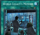 World Legacy's Memory