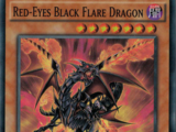 Red-Eyes Black Flare Dragon