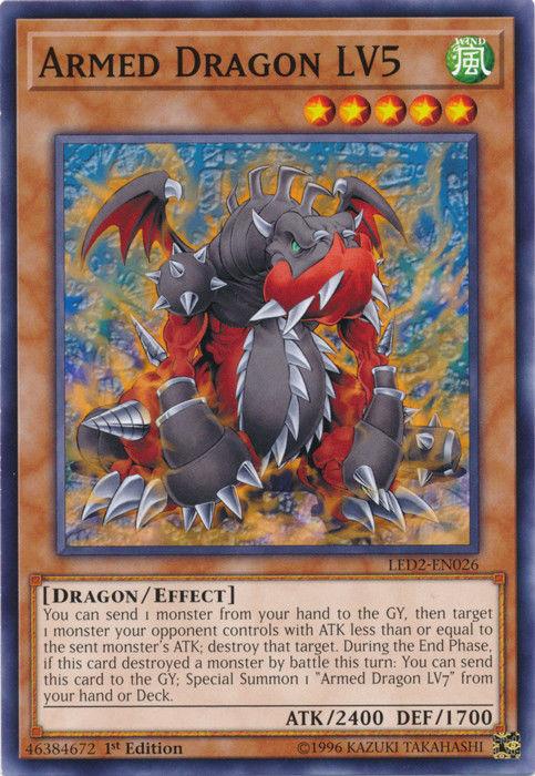 Yu-Gi-Oh! Horus the Black Flame Dragon LV4 SOD-JP006 Rare Japan