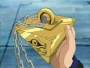 Millennium puzzle anime