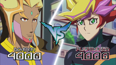 Playmaker VS Bohman (Final Battle)