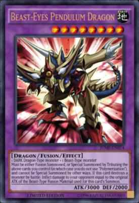 BeastEyes Pendulum Dragon JUMP